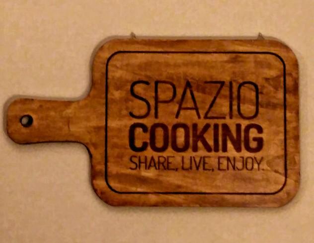 spazio cooking