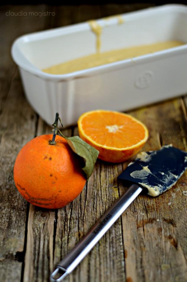 plum cake arancia_stampo